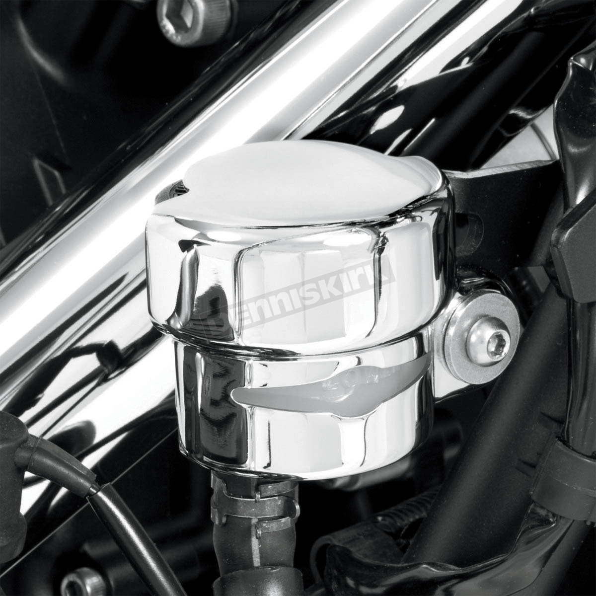 Brake Reservoir Covers : Show chrome accessories celestar rear brake reservoir