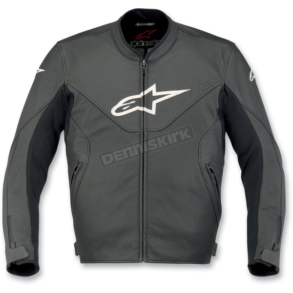 Alpinestars Indy Black Leather Jacket $240