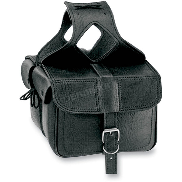 All American Rider Medium Flap-Over Saddlebags - 3014 at Dennis Kirk