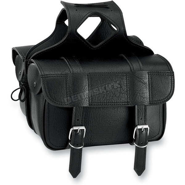 All American Rider Large Flap-Over Saddlebags - 3015 at Dennis Kirk