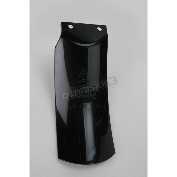 Acerbis Black Air Box Mud Flap - 2171860001 at Dennis Kirk