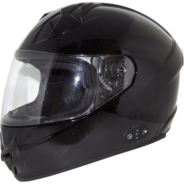 Zox Primo Com Helmet w/Wireless Bluetooth Communication - 88-30146 at Dennis Kirk