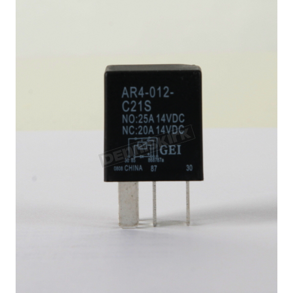 Micro Starter Relay - DS-325849