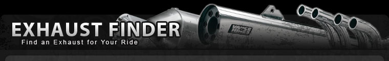 Exhaust Finder: Find an Exhaust for Your Ride