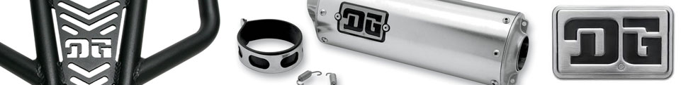 DG Exhaust & Parts | Motorcycle, ATV