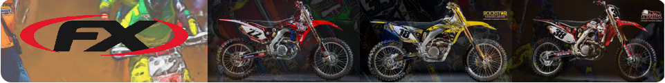 Factory Effex Dirt Bike Parts & Accessories
