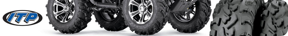 ITP Tires & ITP Wheels - ATV