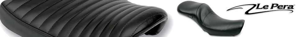 LePera Motorcycle Seats