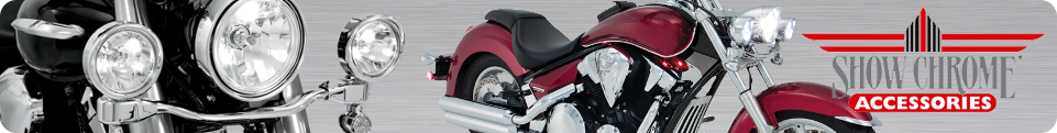 Show Chrome Motorcycle Parts
