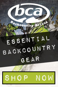 Snowmobile Back Country Access Accessories