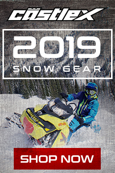 Snowmobile Castle-X Apparel