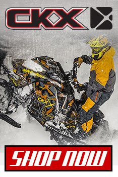 Snowmobile CKX Apparel