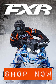 Snowmobile FXR Apparel