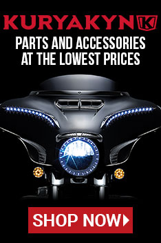 Kuryakyn Motorcycle Parts and Accessories