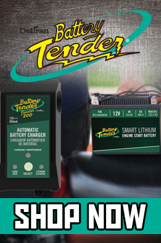 Battery Tender Motorcycle Batteries