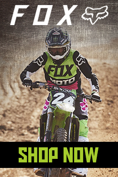 Dirt Bike Fox Racing Apparel