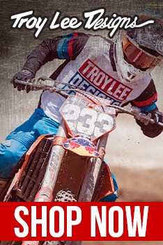 Dirt Bike Troy Lee Designs