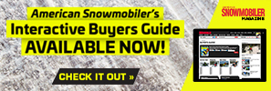 Snowmobile Buyer Guide
