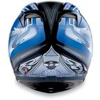 T-2 Blue Multi Helmet - 01014320