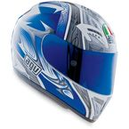 T-2 White Multi Helmet - 01014327