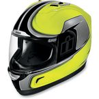 Alliance Hi-Viz Yellow Helmet - 0101-4967