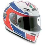 Marco Lucchinelli Replica Grid Helmet - 0361O1C0004005