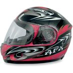 FX-90 W-Dare Red Helmet - 0101-5757