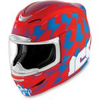 Red Stack Airmada Helmet - 0101-6118