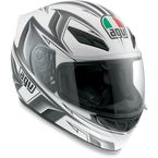 Gunmetal Arrow K4 EVO Helmet - 0031O2C008007