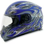 Blue FX-90 Species Helmet - 0101-6306