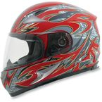 Red FX-90 Species Helmet - 0101-6313