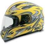 Yellow FX-90 Species Helmet - 0101-6336