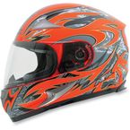 Safety Orange FX-90 Species Helmet - 0101-6342