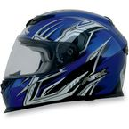 Blue Multi FX120 Helmet - 0101-6440