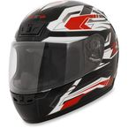 Red Phantom Frontier Helmet - 0101-6990