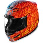 Blue/Red Airmada  Elemental Helmet - 0101-7224