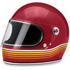 Red Gringo S Spectrum Helmet - GS-RED-SPT-LG