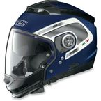 Cayman Blue/White N44 Trilogy N-Com® Tech Helmet - N445277920228