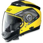 Cab Yellow N44 Trilogy N-Com® Tech Helmet - N445277920238