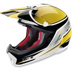 Yellow Nemesis Helmet - 0110-2359