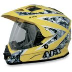 FX39 Urban Yellow Helmet - 0110-2811