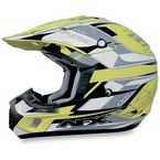 Hi-Vis Yellow Multi FX17 Helmet - 0110-3005