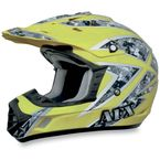 Hi-Vis Yellow Urban FX17 Helmet - 0110-3027