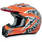 Safety Orange Urban FX17 Helmet - 0110-3036