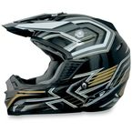 Black Multi FX 19 Helmet - 0110-3104