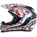 Red FX-19 Vibe Helmet - 0110-3265