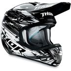 Black Verge Twist Helmet - 0110-3333