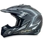 Youth Frost Gray Multi FX-17Y Helmet - 0111-0900