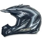 Black Multi FX-17 Factor Helmet - 0110-3456