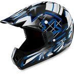 Youth Blue Roost Launch Helmet - 0111-0925